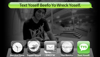 TEXT YOSELF BEEFO YO WRECK YOSELF -- With Moose