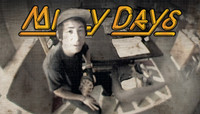 MIKEY DAYS -- Malto's First Pitch Part 1
