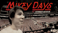 MIKEY DAYS -- Street League Arizona Part 1