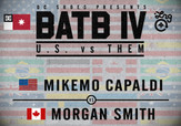 BATB 4 SEMIFINALS -- Mikemo Capaldi vs Morgan Smith