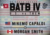 BATB 4 SEMIFINALS -- Mikemo Capaldi vs Morgan Smith