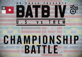 BATB 4 CHAMPIONSHIP BATTLE -- Morgan Smith vs Pj Ladd