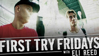 FIRST TRY FRIDAYS - AT MANNY MANIA -- With Eli Reed & Felix Arguelles