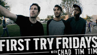 First Try Fridays -- With Chad Tim Tim at Explore The Berrics - Westchester