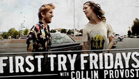 FIRST TRY FRIDAYS - EXPLORE THE BERRICS WESTCHESTER -- With Collin Provost
