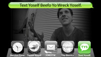 TEXT YOSELF BEEFO YO WRECK YOSELF -- With Austyn Gillette