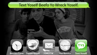 TEXT YOSELF BEEFO YO WRECK YOSELF -- With VANS MEXICO