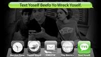 TEXT YOSELF BEEFO YO WRECK YOSELF -- With VANS MEXICO