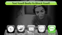 TEXT YOSELF BEEFO YO WRECK YOSELF -- With Nick Tucker