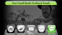 TEXT YOSELF BEEFO YO WRECK YOSELF -- With Paul Shier at Explore The Berrics - Westchester