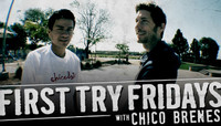 First Try Fridays -- With Chico Brenes