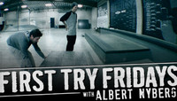 First Try Fridays -- With Albert Nyberg