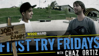 First Try Fridays -- With Kerry Getz and Chaz Ortiz at Woodward