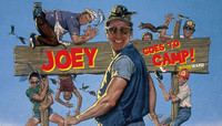 JOEY GOES TO CAMP
