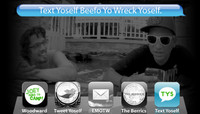 TEXT YOSELF BEEFO YO WRECK YOSELF -- With Danny Falla, Justin Brock And Kerry Getz At Woodward