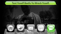 TEXT YOSELF BEEFO YO WRECK YOSELF -- With Malcolm Watson At Explore The Berrics - Westchester