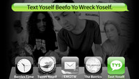 TEXT YOSELF BEEFO YO WRECK YOSELF -- With Josh Hawkins
