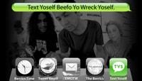 TEXT YOSELF BEEFO YO WRECK YOSELF -- With Josh Hawkins