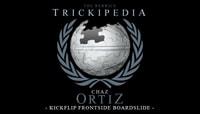 TRICKIPEDIA -- Kickflip Frontside Boardslide
