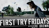 First Try Fridays -- With Levi Brown