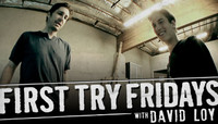 First Try Fridays -- With David Loy