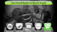 TEXT YOSELF BEEFO YO WRECK YOSELF -- With Explore The Berrics - Westchester Locals