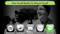 TEXT YOSELF BEEFO YO WRECK YOSELF -- With Albert Nyberg and Amir Tillard at Explore The Berrics - Westchester