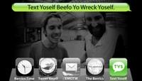 TEXT YOSELF BEEFO YO WRECK YOSELF -- With Chris Haslam and Willow