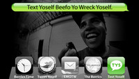 TEXT YOSELF BEEFO YO WRECK YOSELF -- With Felipe Gustavo
