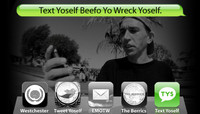 TEXT YOSELF BEEFO YO WRECK YOSELF -- At Explore The Berrics - Westchester With Joey Brezinski
