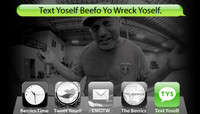 TEXT YOSELF BEEFO YO WRECK YOSELF -- With Steve Caballero And The Powell Peralta Team