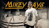 MIKEY DAYS -- At P-Rod's Park Part 2