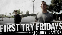 First Try Fridays -- With Johnny Layton