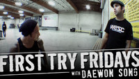 First Try Fridays -- DAEWON SONG
