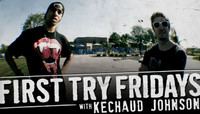 First Try Fridays -- With Kechaud Johnson at Explore The Berrics - Westchester