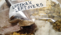 LUTZKA'S LEFTOVERS