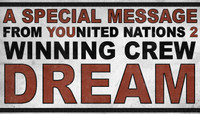 A SPECIAL MESSAGE -- From YOUnited Nations 2