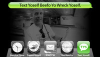 TEXT YOSELF BEEFO YO WRECK YOSELF -- With Salba, Jesse Alba, Riley Alba & Nolan Benfield