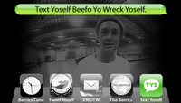 TEXT YOSELF BEEFO YO WRECK YOSELF -- With Sebo Walker