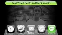 TEXT YOSELF BEEFO YO WRECK YOSELF -- With Sebo Walker
