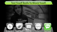 TEXT YOSELF BEEFO YO WRECK YOSELF -- With Chaz Ortiz