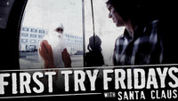 First Try Fridays -- With Santa Claus