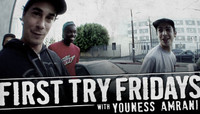 First Try Fridays -- With Youness Amrani