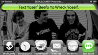 TEXT YOSELF BEEFO YO WRECK YOSELF -- With The Mcclung Brothers