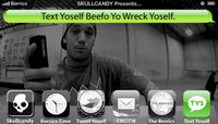 TEXT YOSELF BEEFO YO WRECK YOSELF -- With Brandon Biebel