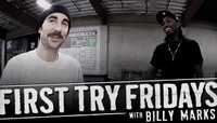 First Try Fridays -- With Billy Marks