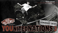 YOUnited Nations 3 HONORARY ENTRY: -- TRICK SQUAD