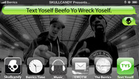 TEXT YOSELF BEEFO YO WRECK YOSELF -- With Stevie Williams and Josh Kalis