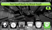 TEXT YOSELF BEEFO YO WRECK YOSELF -- With Trevor Colden