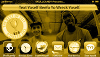 TEXT YOSELF BEEFO YO WRECK YOSELF -- Best of 2011